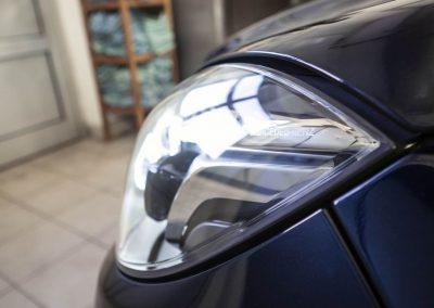 Světla Mercedes-Benz E212 AMG