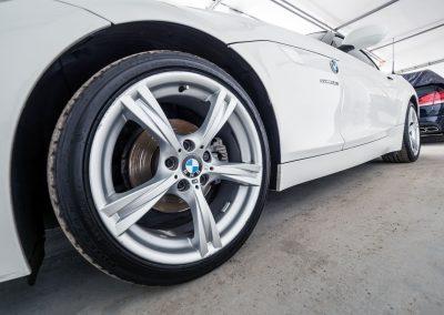 Péče o vůz BMW Z4 Cabrio