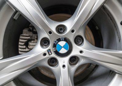 Mytí, čištění a ošetření vozu BMW Z4 Cabrio