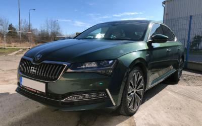 Škoda Superb IV