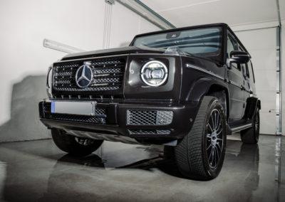 Mercedes benz G25