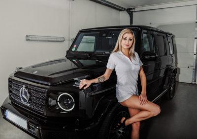 Mercedes benz G14
