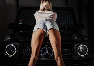 Mercedes benz G12