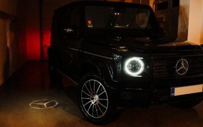 Mercedes Benz třídy G