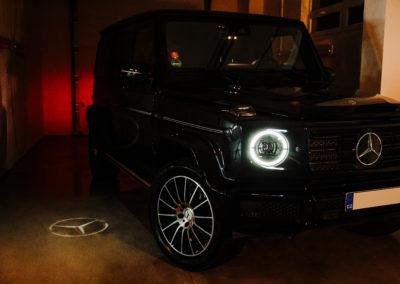 Mercedes benz G10
