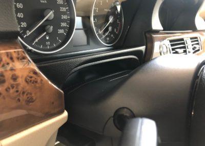 péče o plasty vozu BMW