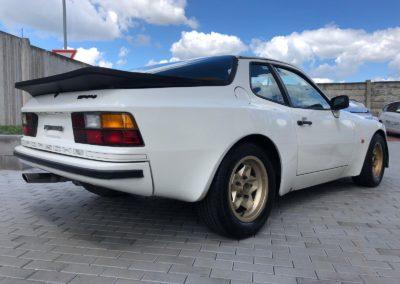 Detailing Plzeň - Porsche 944