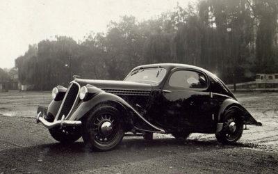 Historie Škoda auto