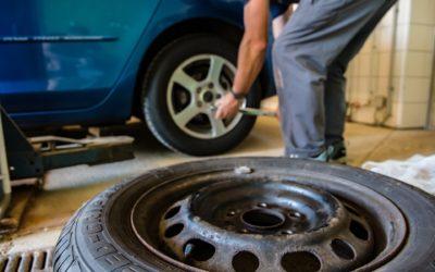 Přezutí na letní pneumatiky