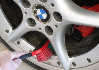 Renovace kol BMW Z4