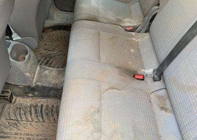 Ruční mytí Volkswagen Caddy