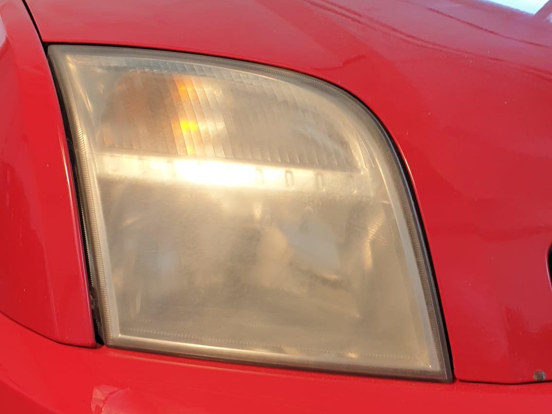 Renovace světlometů Ford Fusion
