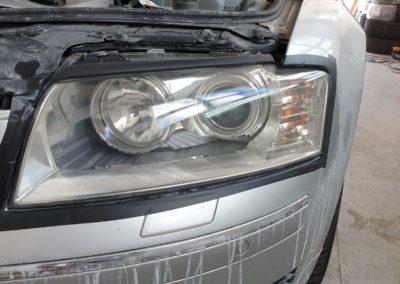 Renovace světlometů Audi A8