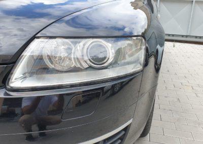 Leštění a renovace světel AUDI A6